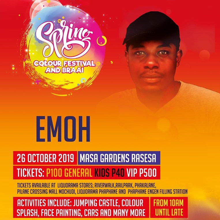 emoh on tour south Africa